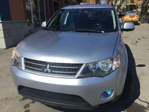 2007 Mitsubishi Outlander LS VUS, very clean, NO TAX