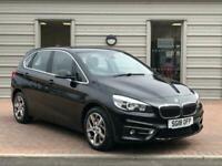 2018 BMW 2 Series 220d xDrive Luxury 5dr [Nav] Step Auto HATCHBACK Diesel Automa