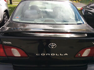 2000 Toyota Corolla Other