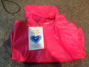 18-24 month splash suit hot pink NWT $15
