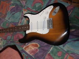 Fender squier stratocaster $150!!