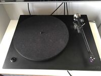 Rega Planar P3 turntable record plater