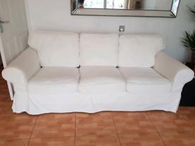 IKEA Ektorp 3 seater sofa setee