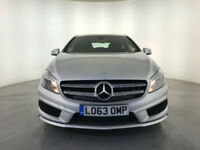 2014 MERCEDES A200 BLUE-CY AMG SPORT CDI 1 OWNER SERVICE HISTORY FINANCE PX