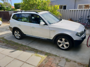 Wrecking 2006 bmw x3 Perth Perth City Area Preview