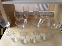 Drinking Glasses Classic/Plain Wine Champagne Whisky Shot Cocktail/Martini Vase