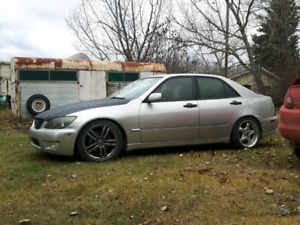 2003 Lexus IS300 manual