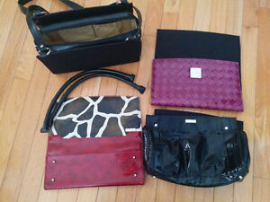 Minche purse with 3 covers