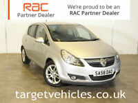 2008 VAUXHALL CORSA 1.3CDTi 16v ( 75ps ) ( a/c ) SXI ~��30 ROAD TAX!~