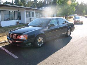 Sell/Trade for small motorhome 2001 Cadillac DeVille Sedan