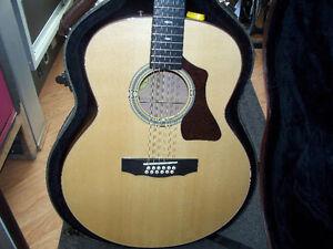 guitare guild 12 cordes
