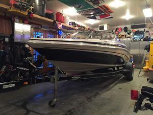 Tahoe boat
