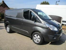 2017/67 Ford Transit Custom 270 Limited ONLY 1700 MILES