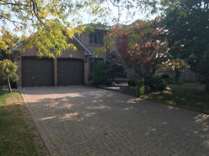 Spacious Detached house in Markham (Short Term Rental available)