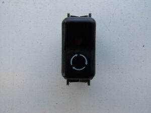 Mercedes-Benz 1986-1995 Air Circulation Switch 1248210351