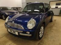 MINI HATCH ONE Blue Manual Petrol, 2004