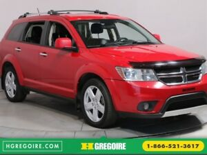 2012 Dodge Journey R/T GR ELECT MAGS BLUETOOTH CUIR