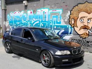 2000 BMW 330i  75000km