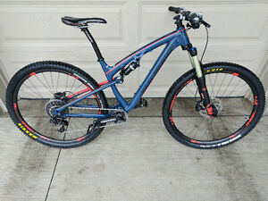 2015 Rocky Mountain Instinct 950 BC Edition