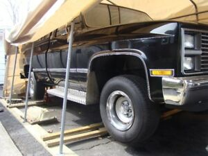 1984 GMC Longbox, original London Truck,No Rust