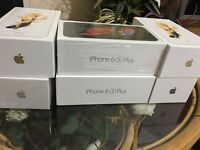Iphone6s plus,silver,gold,gray,unlock,allnetwork,64gb,Brand new,sealed pack