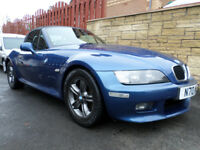 BMW Z3 Z3 Roadster (blue) 2000