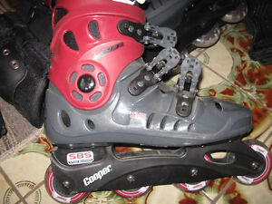 Cooper roller blades and accessories REDUCED