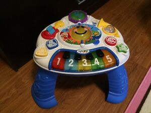 Vtech interactive music table