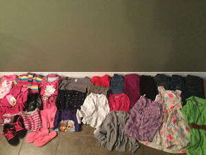 Girl size 6 clothes