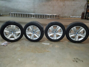 5 Series BMW Alloy and Winter Tires