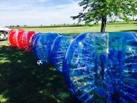 Bubble ball and sumo rentals