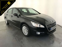 2012 62 PEUGEOT 508 ACCESS E-HDI DIESEL 1 OWNER SERVICE HISTORY FINANCE PX