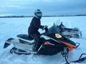 F570 Arctic Cat Awesome Sled