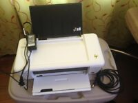 HP Printer-Desktop 1010