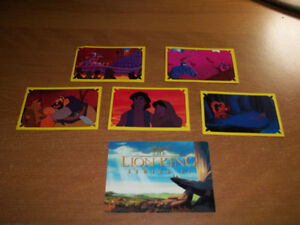 Cartes Pierafeu / Barbie, Aladin, Star Trek, Dragon, Jurassic