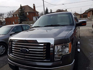 2010 Ford F-150 SuperCrew XLT XTR Pickup Truck
