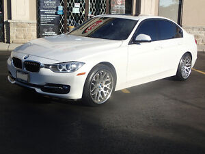 2013 BMW 3-Series 335i xDrive Sedan With Sport Line Package