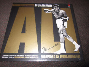The Official Treasures of Muhammad Ali (Hardcover) - New, Wrappe