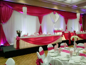 olivia's wedding decoration packages,Chair Covers starting at $1 Windsor Region Ontario image 9