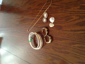 Misc fashion jewellery all for 5 dollars