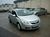 2007 Vauxhall Corsa 1.0i 12v ( a/c )Life Just 43k Finance Available