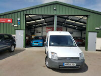 2009 Ford Transit Connect 1.8TDCi ( 90ps ) Euro IV T230 LWB L PX WELCOME