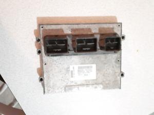 Ordinateur f 150 2007 avec transmission auto.