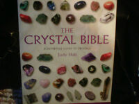the crystal bible (tells all about semi precious gems)