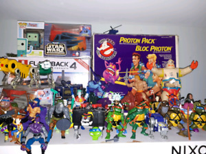 Looking for 80 / 90s toys