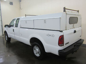 2007 Ford F-250 XL Supercab 4x4 With Service Body Edmonton Edmonton Area image 6