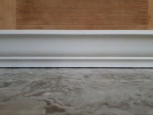 SOLID MAPLE CROWN MOULDING from Kitchen Cupboards