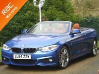 2014 BMW 4 Series 2.0 425d M Sport 2dr