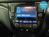 2016 NISSAN QASHQAI 1.5 dCi N Tec+ 5dr SUV 5 Seats