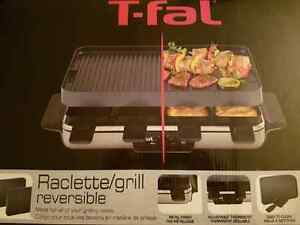 T-Fal Eight-person Ambiance Raclette